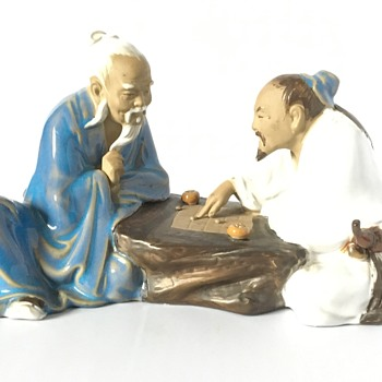 Chinese pottery  - Figurines