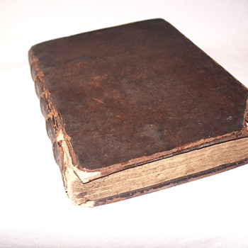 "500 post""Stile Universel""Law for the colonie of New France,circa 1664 - Books"