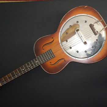 Regal dobro - 1930s angelus model?