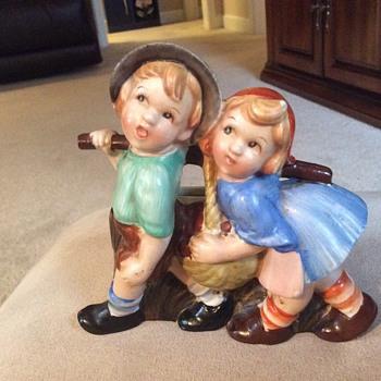 Figurine made in Japan
