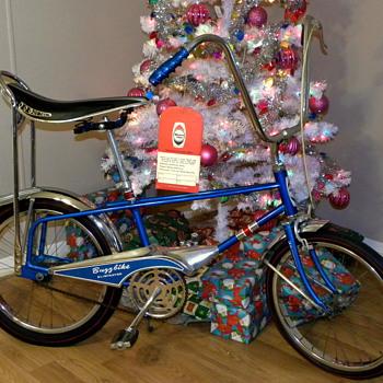 My 1968 Murray Built Western flyer Buzz bike