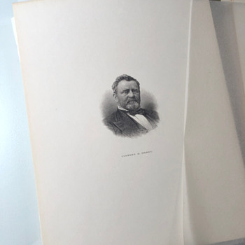 Engraved prints of United States Presidents -- Washington through Truman - Fine Art