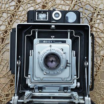 Busch Pressman Model D, 1950 - Cameras
