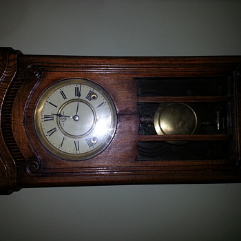 Antique Seikosha wall clock - Clocks