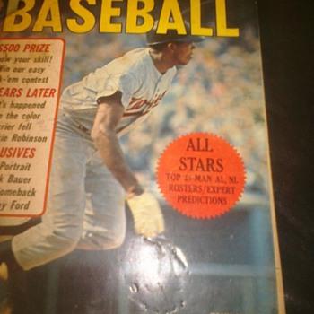 Sport All Stars 1967           Tony Oliva - Baseball