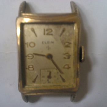 Does anyone know anything about this watch??? - Wristwatches