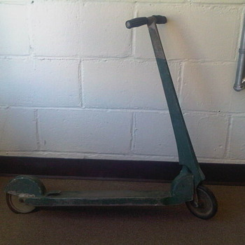 Unknown Aluminum Scooter  - Sporting Goods