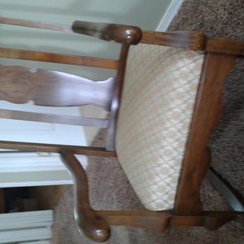 Antique rockin chair