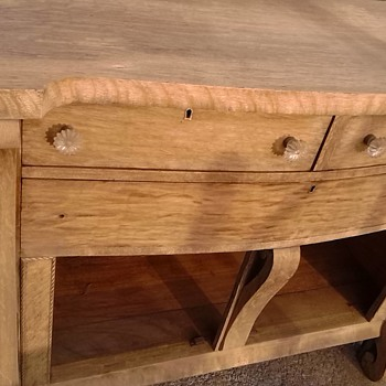 un finished   buffet - Furniture