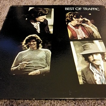 Traffic...On 33 1/3 RPM Vinyl - Records