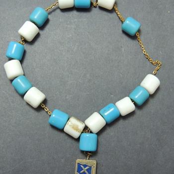 Chandris Line Worry Beads - GREEK KOMBOLOI - Advertising
