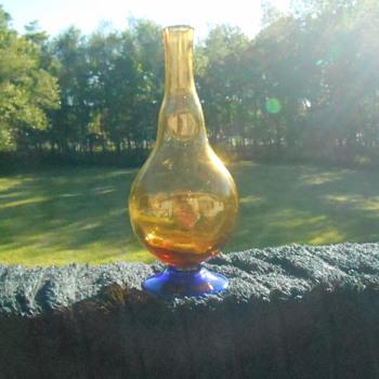 Art Glass Decanter