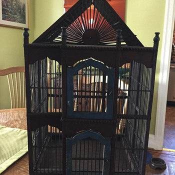 Bird cage  - Furniture