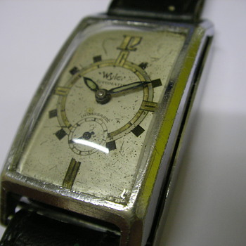 The Wyler Automatic Wristwatch - Wristwatches