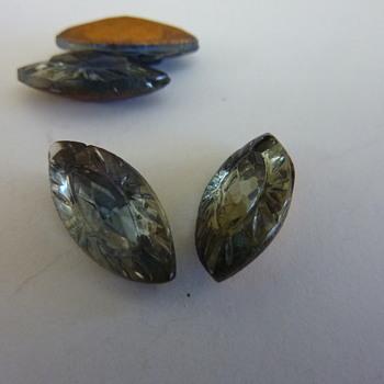 Stone with raised hump? - Costume Jewelry