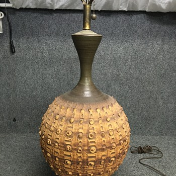 Who's the maker? Swap meet find