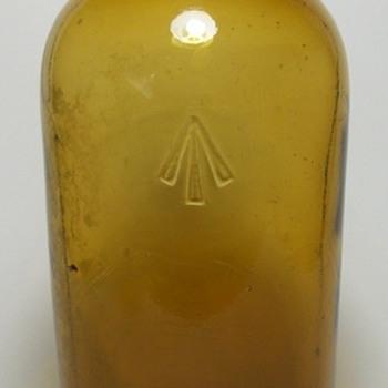 Amber Admiralty Utility Bottle - Bottles