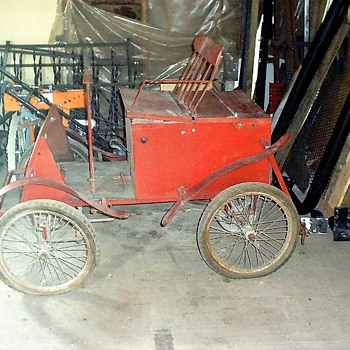 small gas powered car