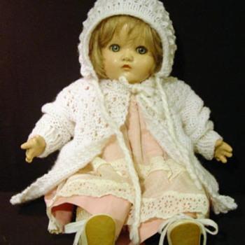Madam Alexander Baby Doll - Dolls