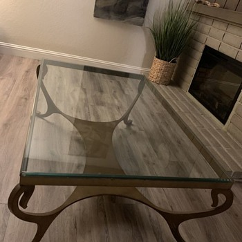 Vintage or Antique Japanese Coffee Table? - Asian
