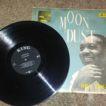 Here You Go...Mr. Billy Doggett..On A Early 33 1/3 RPM Vinyl - Records