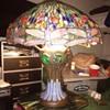 Iffany dragonfly lamp