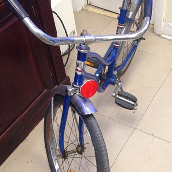 """Tyler Poland Made Girls Frame 20"""" Bicycle  - Sporting Goods"""