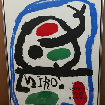 Miro - Posters and Prints