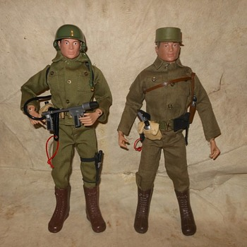 GI Joe Reissue Spare Parts Bash - Toys