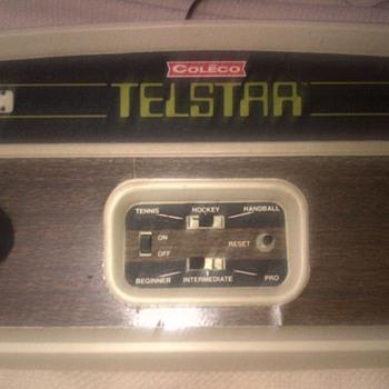 Coleco Telstar  - Games