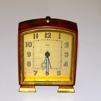 Some of our art deco clocks - Art Deco