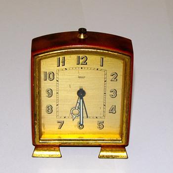 Some of our art deco clocks