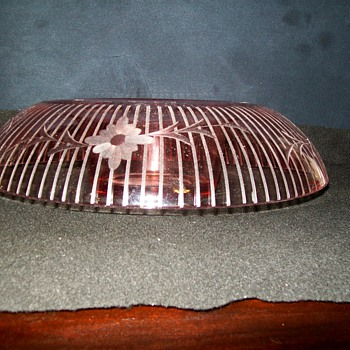 Depression glass? what is it?