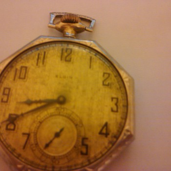 elgin pocket watch - Pocket Watches