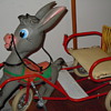 Children's Donkey Pedal Cart