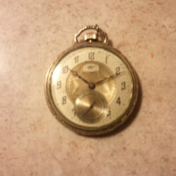 railroad pocket watch?