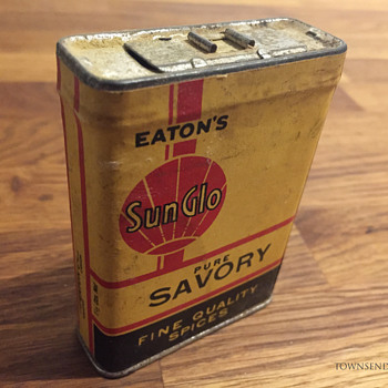 The T. EATON Co. Limited, Winnipeg SunGlo Spice circa. 1920 - Advertising