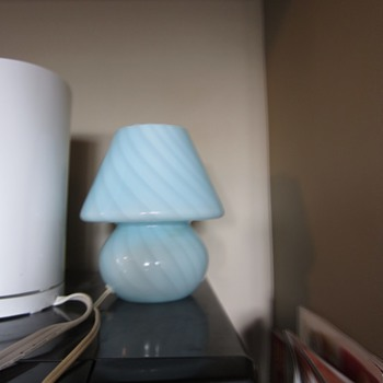 Swirly lamp - Lamps