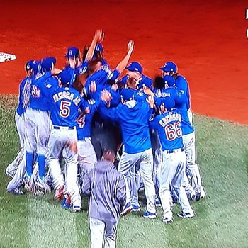 Baseball History: Cubs win game 7 of the 2016 World Series! 50+ years of collected memories finally paid off. - Baseball
