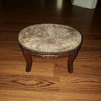 Grandma's Footstool - Furniture