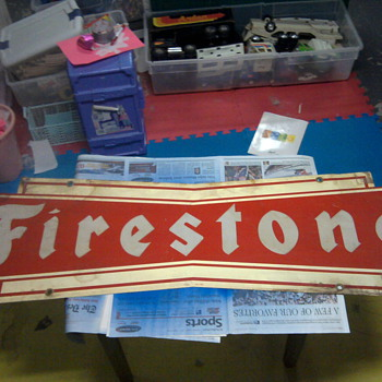 firestone signs - Signs