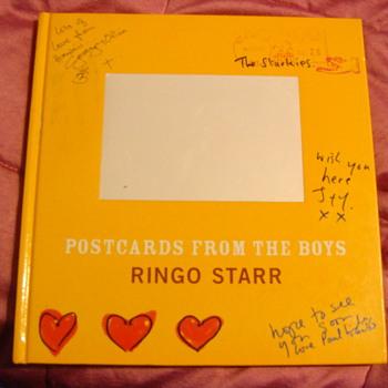 ringo star book - Books