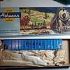 Athearn HO Scale Peavy Grain Co. 55' PS Ribside Hopper Kit