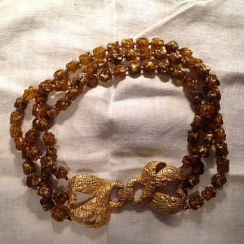 Costume jewelry by Brania Mimidin  - Costume Jewelry