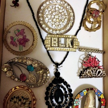 The Box of Delights - Costume Jewelry