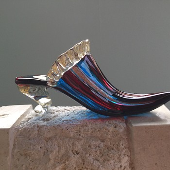 Move over Snow White.  Murano glass slipper