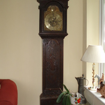 My Old Grandfather Clock