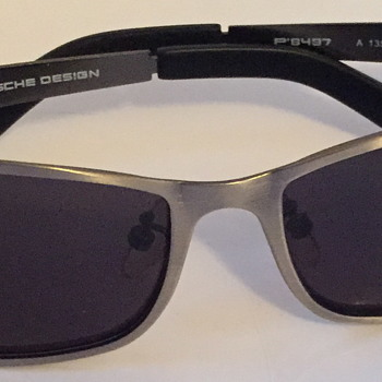 Porsche Design sunglasses. - Accessories