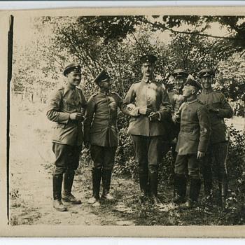 European soldiers photograph - Photographs