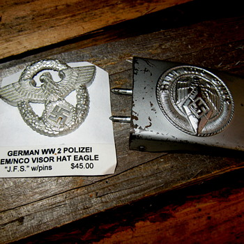 German Youth Belt Buckle.. - Military and Wartime